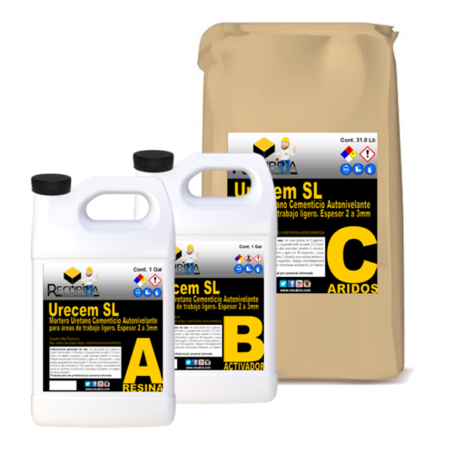 self leveling urethane cementitious coating